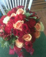 Robust Fall Arrangement Delivered to Teaneck, NJ