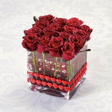 Red Roses Galore!
