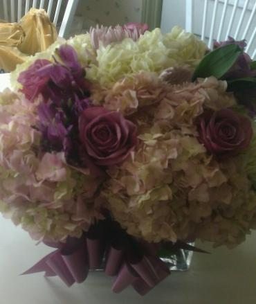 Simply Gorgeous Plus Delivered to Englewood Hospital