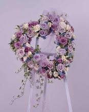 Free Spirit Heart Wreath