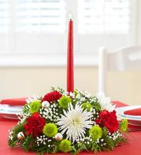 Fields of Europe Christmas Centerpiece