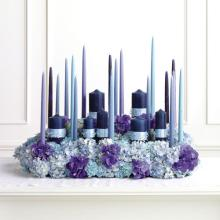 Candle Altar Arrangement